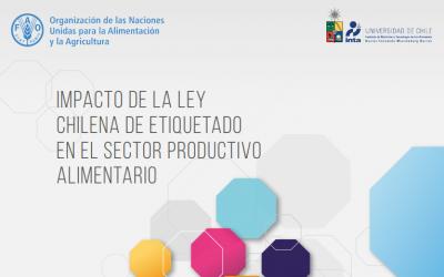 Los resultados tras la Ley Chilena de Etiquetado dejan latente la necesidad de implantar un etiquetado inteligente en el sector